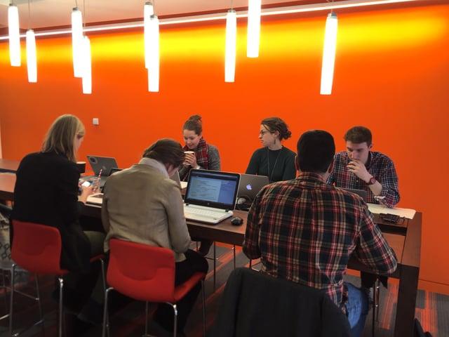 Heuvel Marketing & Deeply Digital aan het werk bij HubSpot