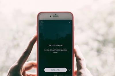 adverteren op instagram is de manier om nieuwe collega's te vinden