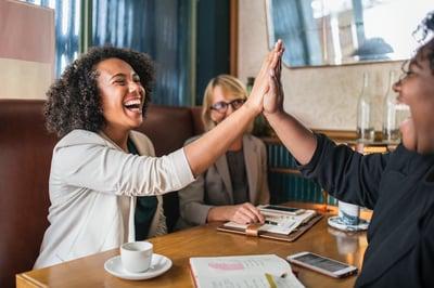 in 4 stappen naar Customer Success