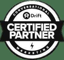 Drift Certified Partner_250px